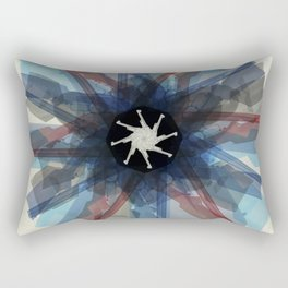 Flos Americana Rectangular Pillow