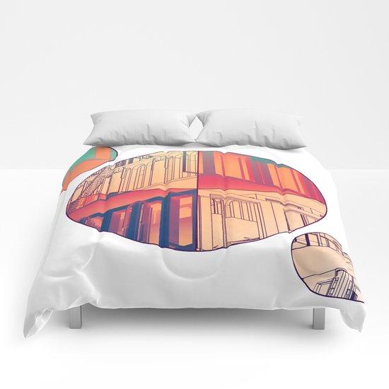 Orbital Comforters