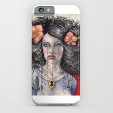 She Had Hummingbirds in Her Hair iPhone 6s Slim Case