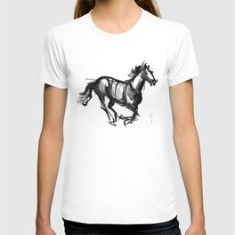 Horse (Far from perfection) T-shirt