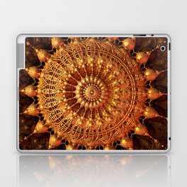 Sun Spur - Raw 3D Fractal Laptop & iPad Skin