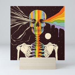 Dark Side of Existence Mini Art Print