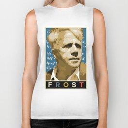Robert Frost Biker Tank