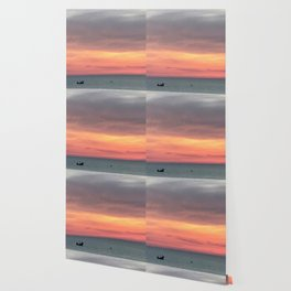 Sunset Treasure Wallpaper