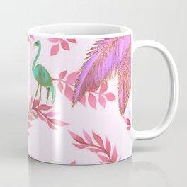 Flamingo rose Coffee Mug