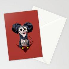 Creepy Mickey Stationery Cards