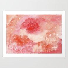 #09. MEGHANN Art Print