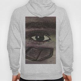 The eyes of Yeshua Hoody