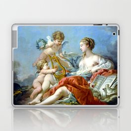 Allegory Of Music Laptop & iPad Skin