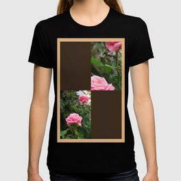 Pink Roses in Anzures 5  Blank Q3F0 T-shirt