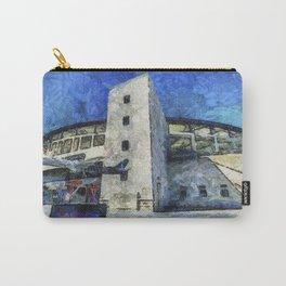 Besiktas Stadium Art Carry-All Pouch