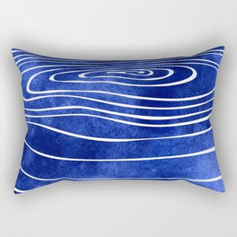 Tide X Rectangular Pillow