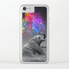 True Colors Within Clear iPhone Case