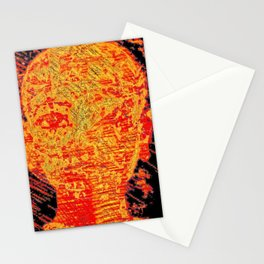 king Tut series 2 Stationery Cards