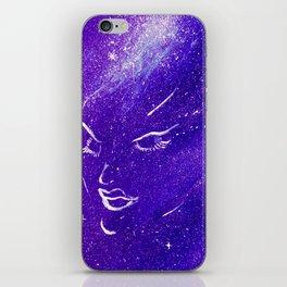 Space Elf iPhone Skin
