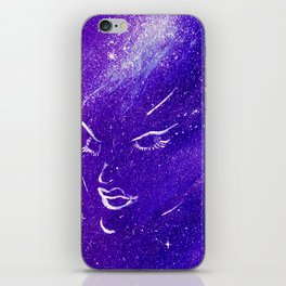 Space Elf iPhone Skin