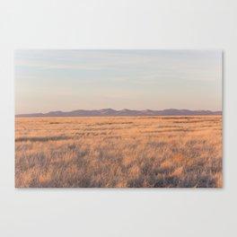 Marfa Skies Canvas Print