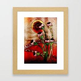 Erasure Framed Art Print