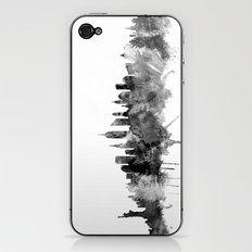 New York City Skyline iPhone & iPod Skin