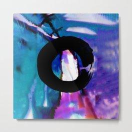 Enso Love 1I by Kathy Morton Stanion Metal Print