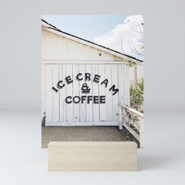 Ice Cream & Coffee Mini Art Print