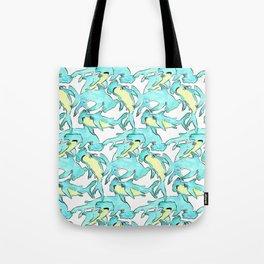 Frenzy! Tote Bag