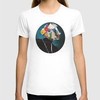 wonderland T-shirts featuring Wonderland by Lydia Coventry