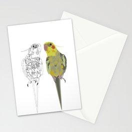 Matti, Cocatiel Stationery Cards