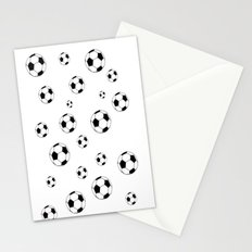 Footballs Stationery Cards