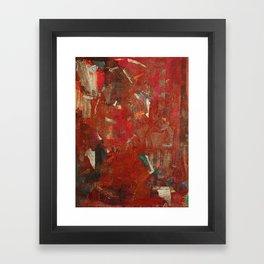 Dies Irae Framed Art Print