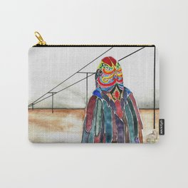 Sibyl on her way Carry-All Pouch