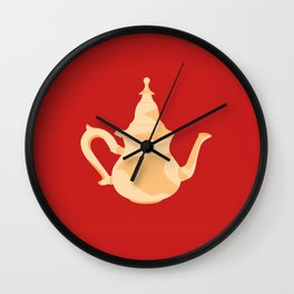 MADE IN MOROCCO #09-THE TEAPOT Wall Clock