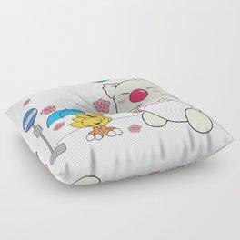 Chocobo's Neighbor. Floor Pillow