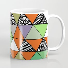 Triangle 2 Coffee Mug