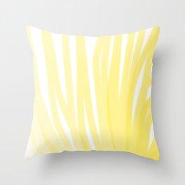 Yellow-Orange cc90 Throw Pillow
