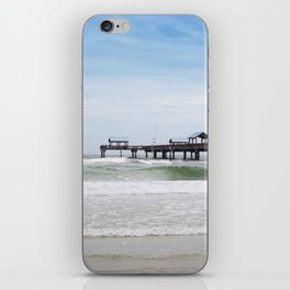 clearwater beach, fl iPhone Skin