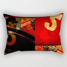_ilcanarinorosso Rectangular Pillow