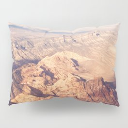 Nevada from Above Pillow Sham