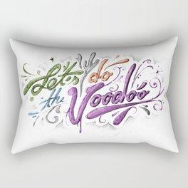 Let's do the Voodoo.... Rectangular Pillow
