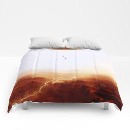 Mars Diving Comforters