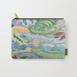 The Tropics Carry-All Pouch