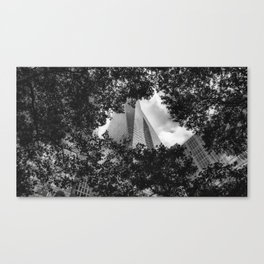 Bank of America Tower Canvas Print