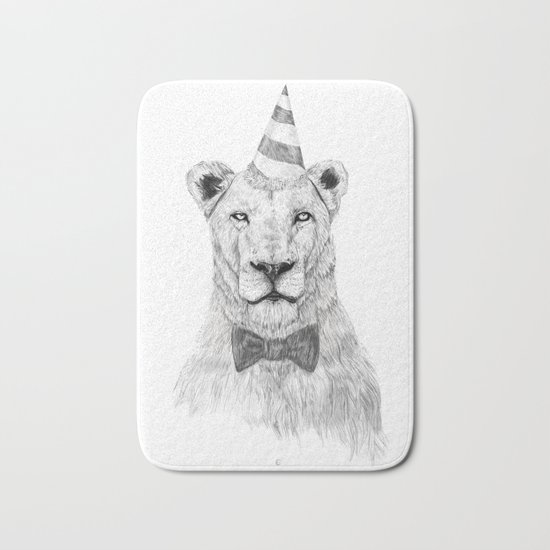 Get the party started Bath Mat