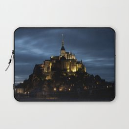 Mont-Saint-Michel Laptop Sleeve