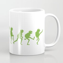 Ministry of Silly Muppet Walks Coffee Mug