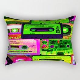 Cassetes Rectangular Pillow