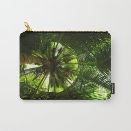 Green geometry Carry-All Pouch