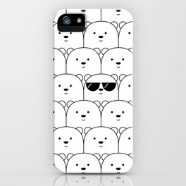 That Cool Polar Bear iPhone Case