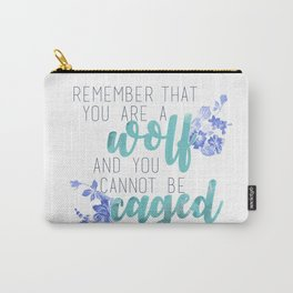 ACOTAR - Wolf Carry-All Pouch