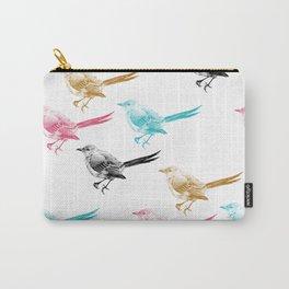 Mockingbirds  Carry-All Pouch